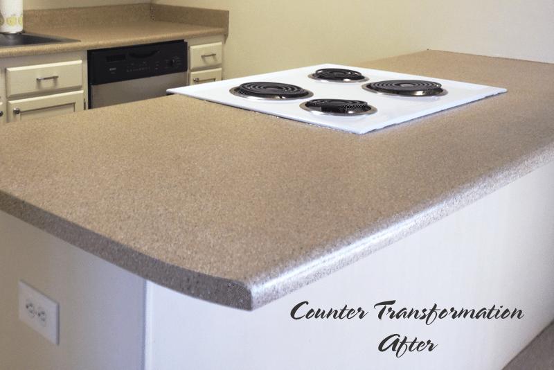 Redo countertops easy and affordable diy update - Diy redo kitchen countertops ...