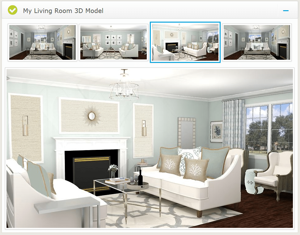 Virtual interior design from a space to call home for Online house interior design