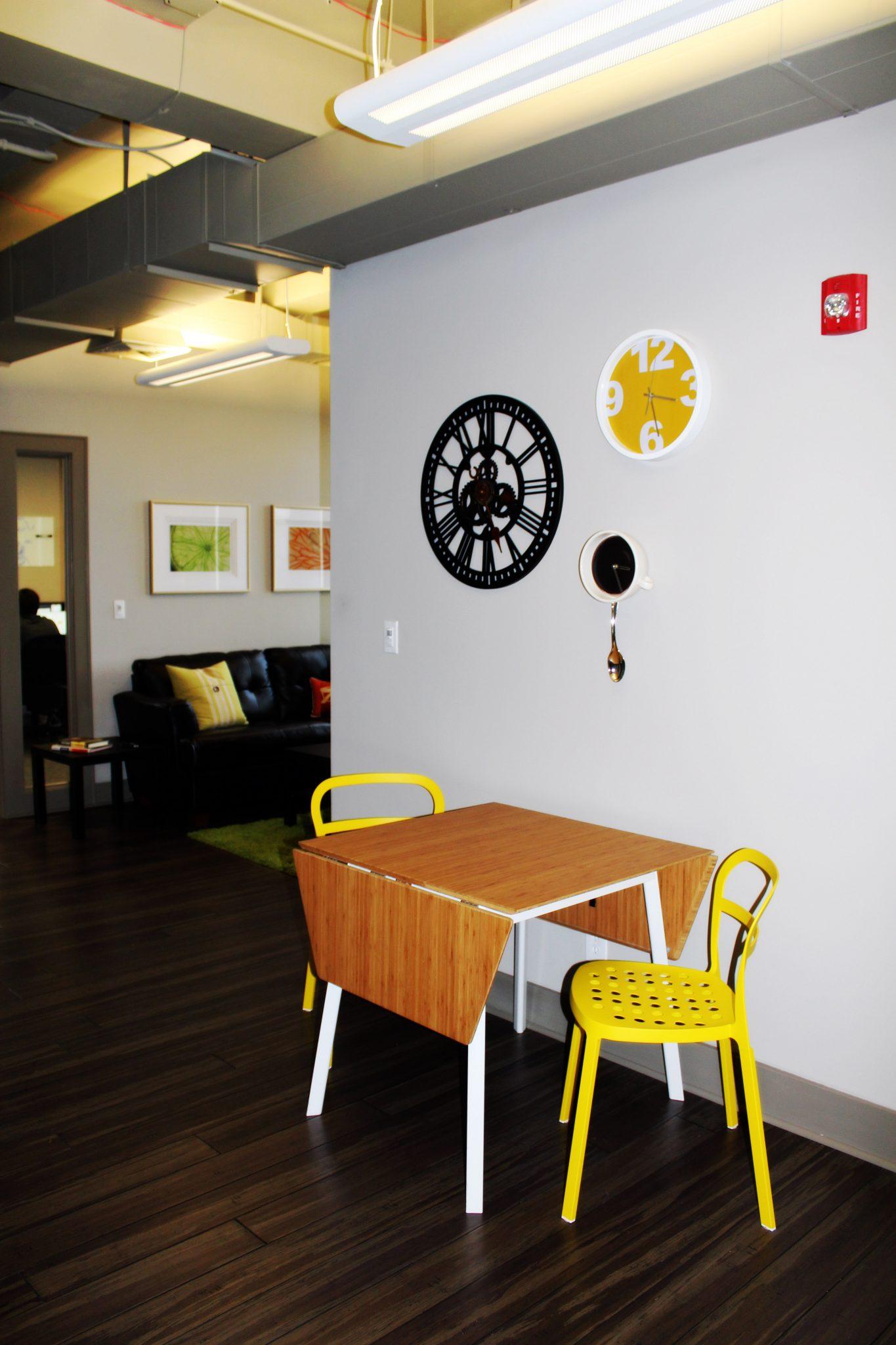 Commercial Office Break Area