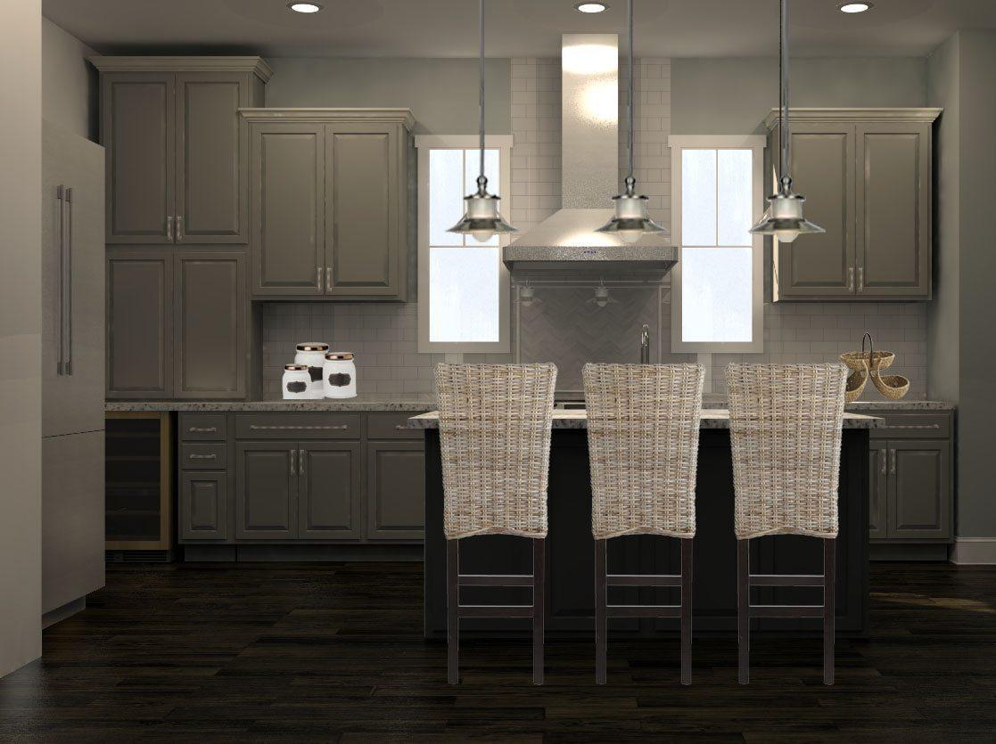 Modern Kitchen Virtual Design