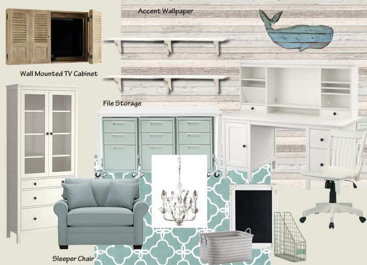 ideas for profile pictures on facebook - Feminine Home fice & Ikea fice Ideas A Space to Call